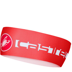 Castelli Viva Thermo Headband red